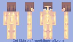 new template Minecraft Skin