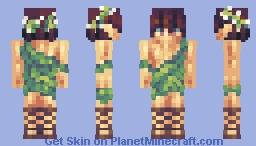 freak of nature Minecraft Skin
