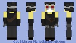Ausso-One Minecraft Skin