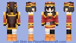 Megumin (めぐみん) | Kono Subarashii Sekai Ni Shukufuku wo! (この素晴らしい世界に祝福を!) Minecraft Skin