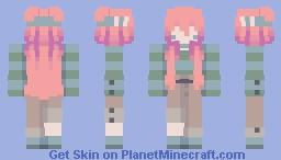 |ᵇʸᵘᵇᵉᵃⁿˢ|ˢᵗʳᵃʷᵇᵉʳʳʸ ˢʰᵒʳᵗᶜᵃᵏᵉ Minecraft Skin
