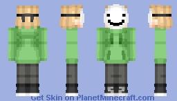 Oh Dreamm !~ :) Minecraft Skin