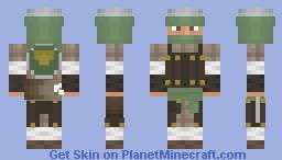 Desert Archer Minecraft Skin