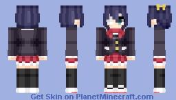 Rikka Takanashi (小鳥遊 六花) (Remake) | Chūnibyō Demo Koi ga Shitai! (中二病でも恋がしたい!) Minecraft Skin