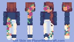 ♡ wilting ♡ Minecraft Skin