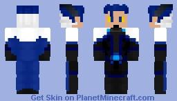 Count Lucas Drake The Captain of the BlackHounds (Descendant of Francis Drake) Minecraft Skin