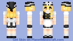Marisa Kirisame (霧雨 魔理沙) | Touhou (東方) Project Minecraft Skin