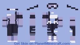 ーUbe Minecraft Skin