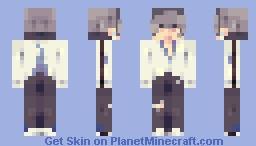 📾 ɪᴄʏ ᴘʟᴀʏʙᴏʏ Minecraft Skin
