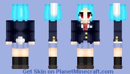 Rei'sen (レイセン) | Touhou (東方) Project | Anime game Minecraft Skin