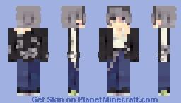 🎕 ᴍᴇᴛᴀʟ ꜱᴜɴꜰʟᴏᴡᴇʀꜱ 🎕 Minecraft Skin
