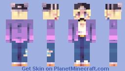 3ᴅ ᴄɪɴᴇᴍᴀ 🎥 Minecraft Skin