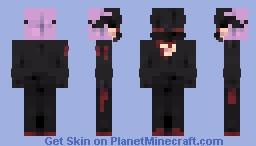 ᴘᴀʀᴛʏ ᴅᴇᴠɪʟ ▬▬ι═══════ﺤ Minecraft Skin