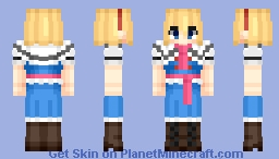 Alice Margatroid (アリス・マーガトロイド) | Touhou (東方) Project Minecraft Skin