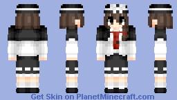 Renko Usami (宇佐見 蓮子) v2 | Touhou (東方) Project Minecraft Skin