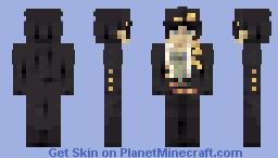 JOTARO KUJO ゴゴゴ Minecraft Skin