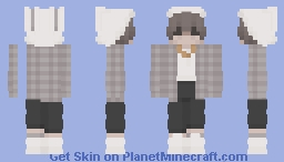 Im sorry for the comunity Minecraft Skin