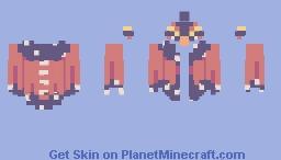 ーQuail egg Minecraft Skin