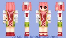 Kasen Ibaraki [茨木 華扇] | Touhou [東方] Project Minecraft Skin