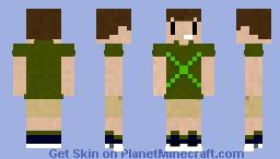 Cousin Maxwell Minecraft Skin