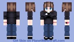 Sam (Samsung) Minecraft Skin