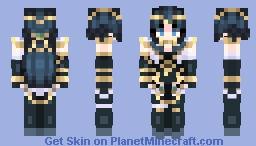 Centinel Irelia (League of Legends) Minecraft Skin
