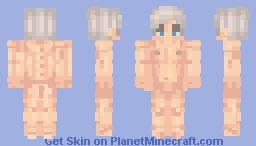 Skin base boy muscles Minecraft Skin