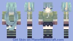 ーMatoryoshka Minecraft Skin