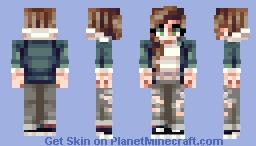 Pinch of Evergreen Minecraft Skin