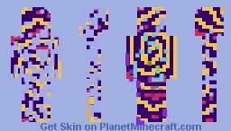 Interior filigree (dream decay) Minecraft Skin