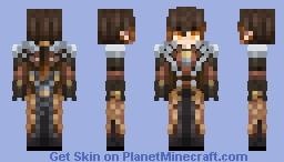Zhongli Minecraft Skin