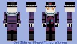 Newton Pud Minecraft Skin