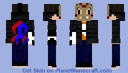 Squidster491 (Halloween Outfit) Minecraft Skin