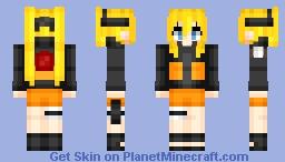 Naruko Uzumaki v2 | Anime Minecraft Skin