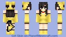 Pika-chu | Create Anime style Minecraft Skin