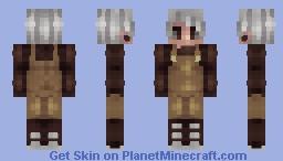 *-* Skintober Day 22 *-* Coffee Minecraft Skin