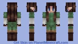 *-* Skintober Day 25 *-* Fantasy Minecraft Skin