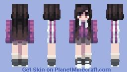 Skintober 2020: Day 25 // Loved One Minecraft Skin