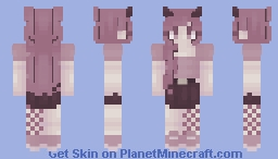 devil - skintober day 4 Minecraft Skin