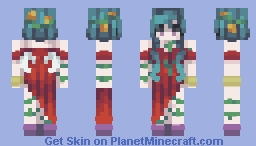 Skintober 2020: Day 4 // Fairy