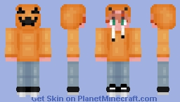 Skintober Day 12 | Youtuber | ~𝘈𝘭𝘺𝘴𝘴𝘢~ Minecraft Skin