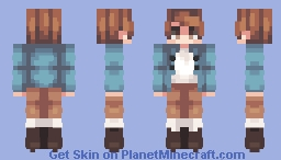 Skintober Day 15 - Country Minecraft Skin
