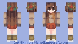 Skintober Day 16 - Sweater Minecraft Skin