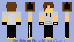 Trainer Minecraft Skin