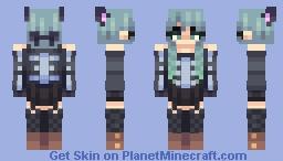 sketten Minecraft Skin