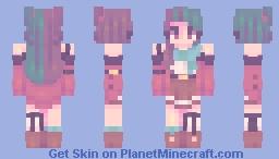 wife swap w/ wand!! Minecraft Skin