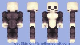 Skulled (Skin Request) Minecraft Skin