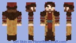 Haeseni Nobleman [LOTC] Minecraft Skin