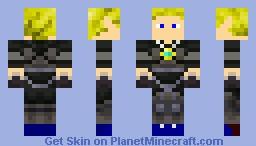 Sky Army Armor Minecraft Skin