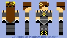 skydoesminecraft girl Minecraft Skin